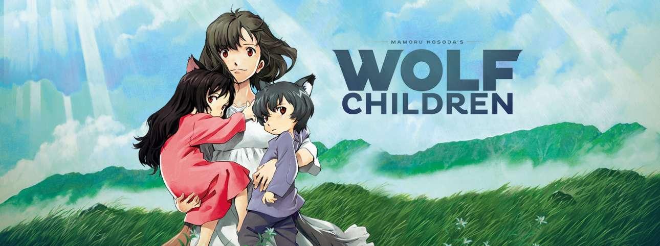 Wolf Children Stream