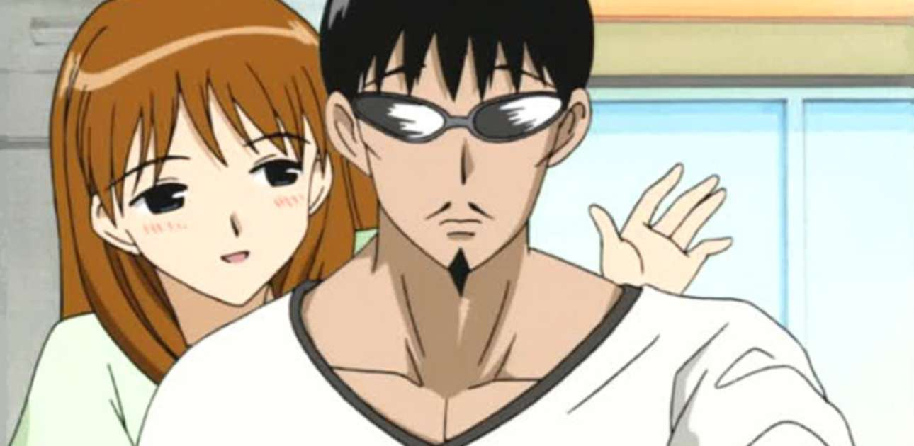 School Rumble Serien Stream