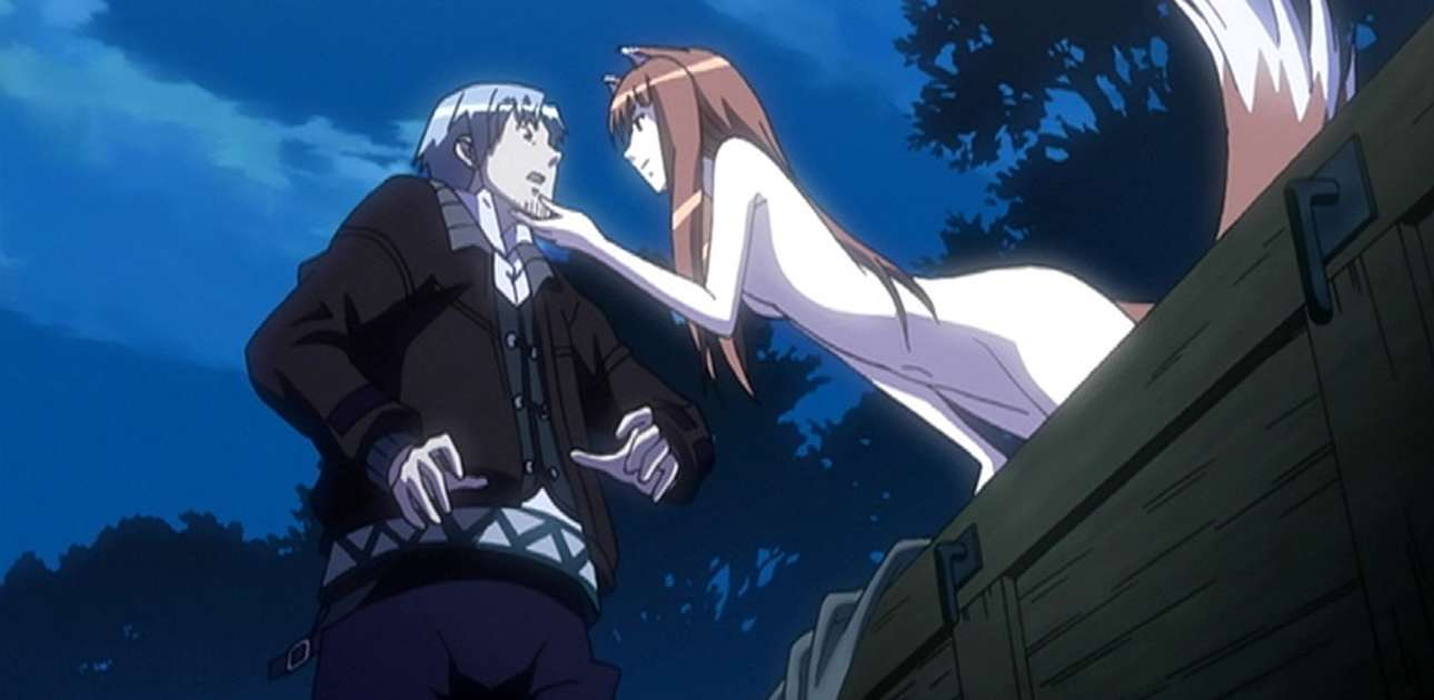 Spice and Wolf Episode 1 Dubbed  cartooncrazytv