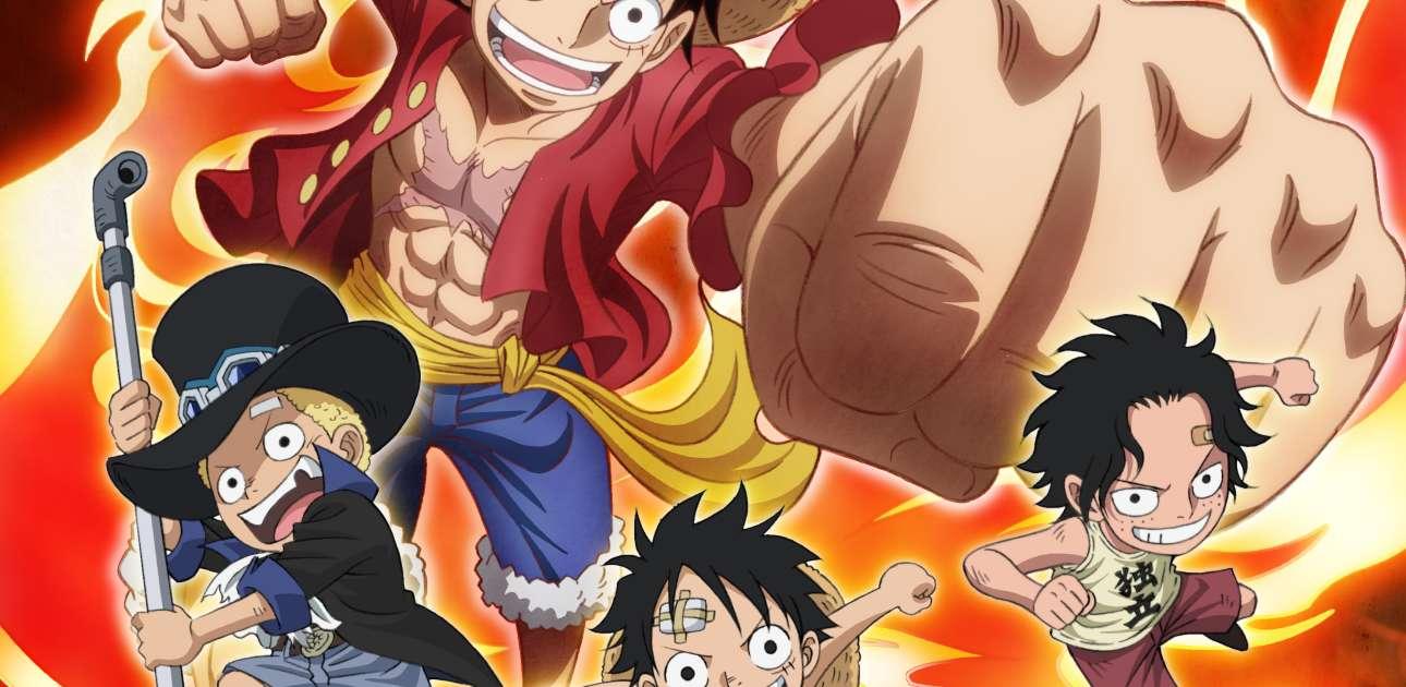 One Piece Episode Special 09 Episode Sabo