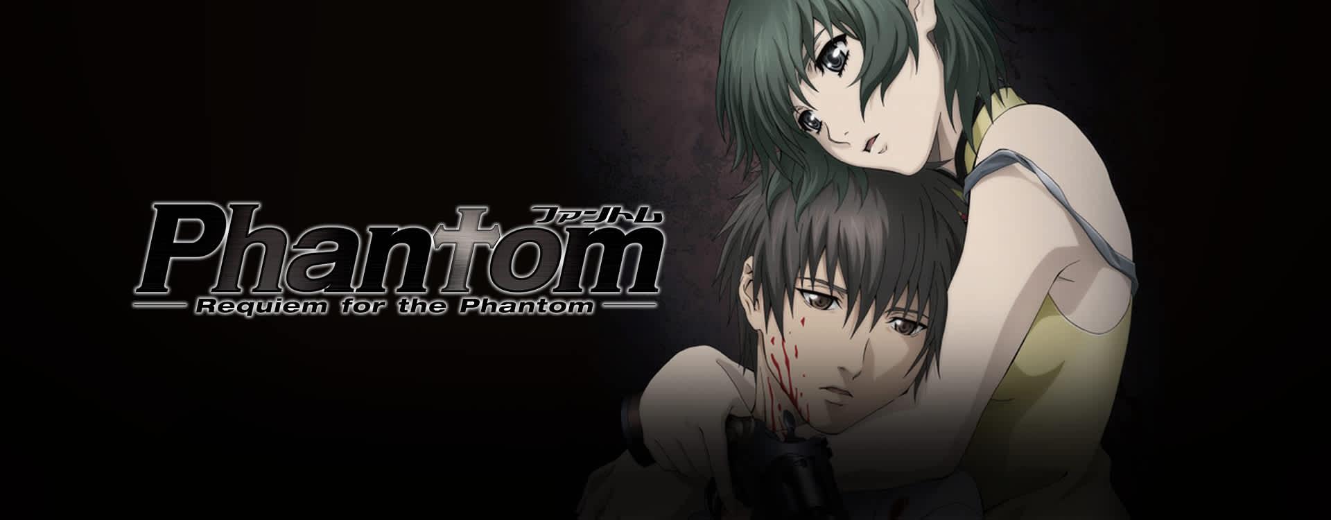 Phantom requiem for the phantom episode 1 english dub