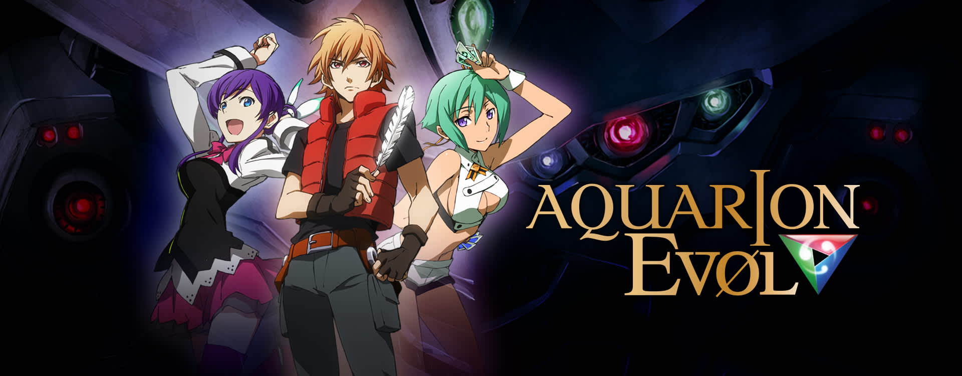 aquarion evol anime planet