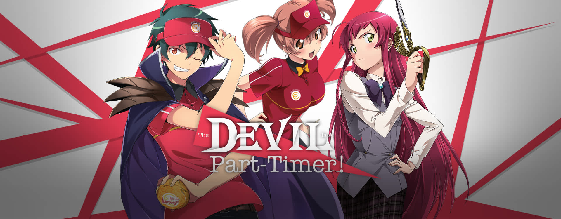 The devil is a part timer eng sub