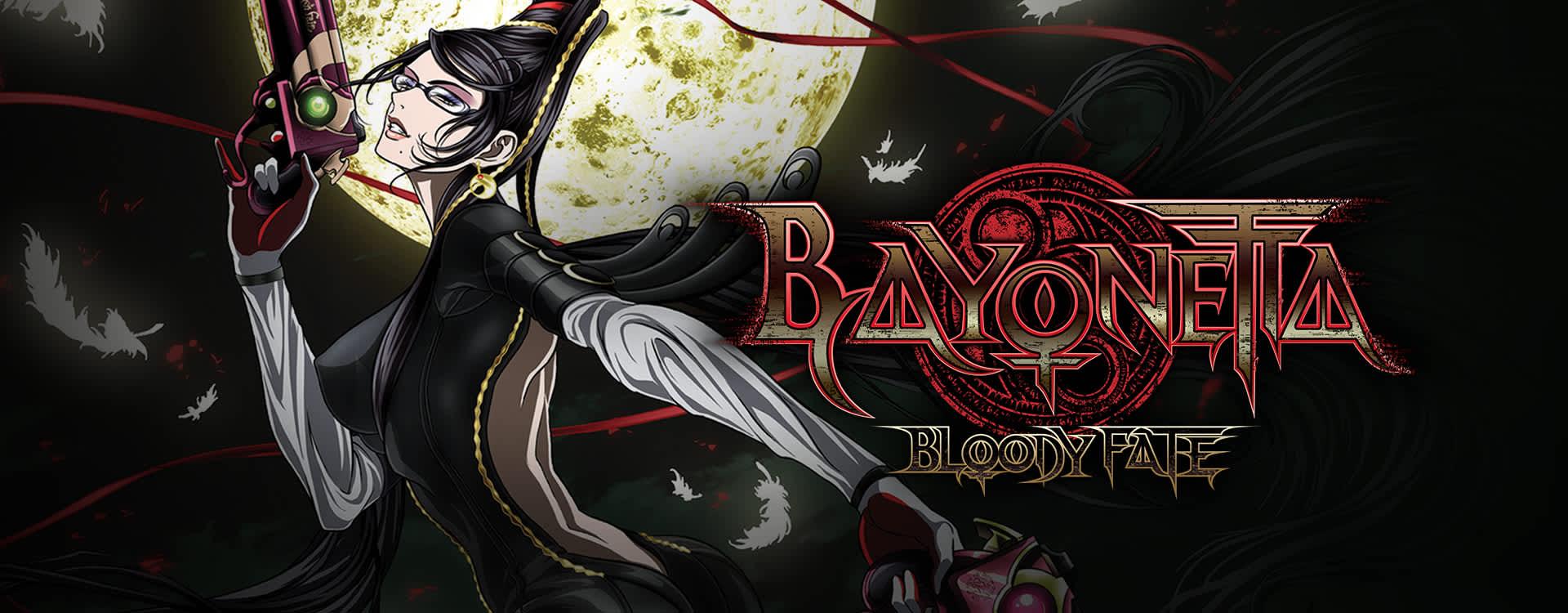 Bayonetta: Bloody Fate - Bayonetta: Huyết Phận