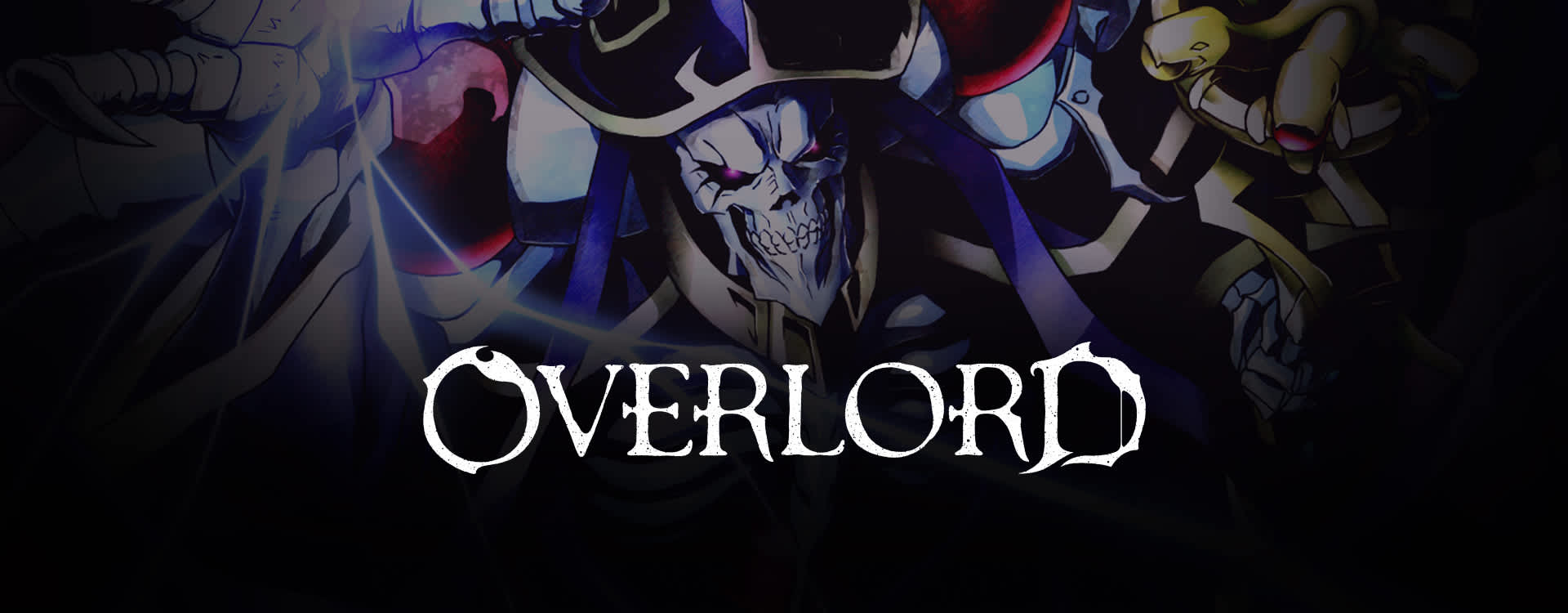 stream watch overlord episodes online sub dub