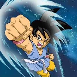 Watch Dragon Ball GT Online