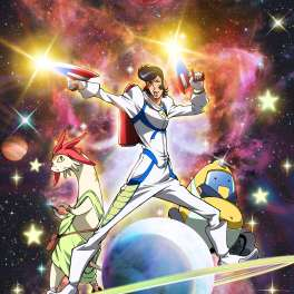 Watch Space Dandy Online