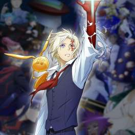Watch D.Gray-man Online