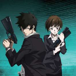Watch PSYCHO-PASS Online
