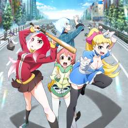 Watch Akiba's Trip The Animation Online
