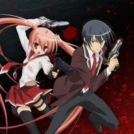 Watch Aria the Scarlet Ammo Online