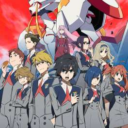 Watch DARLING in the FRANXX Online