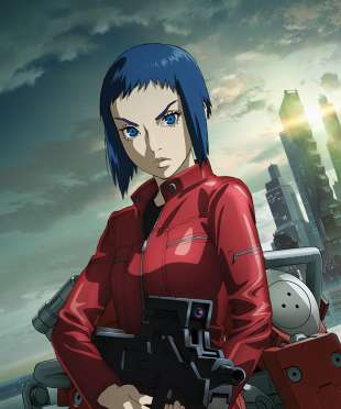 Watch Ghost in the Shell: Arise Online