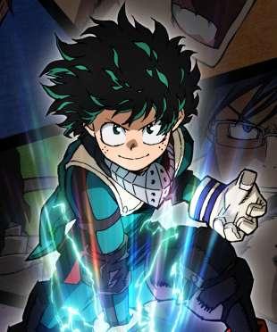 Watch My Hero Academia Online
