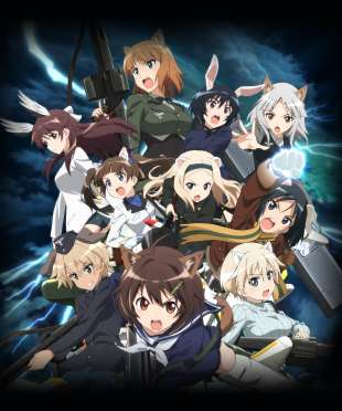 Watch Brave Witches Online