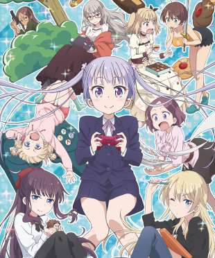 Watch NEW GAME! Online