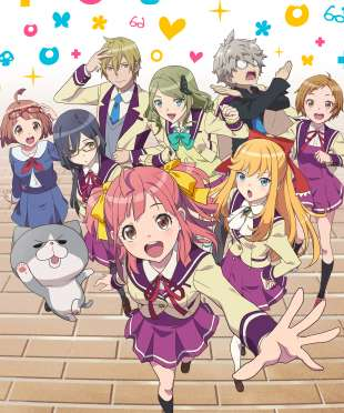 Watch Anime-Gataris Online