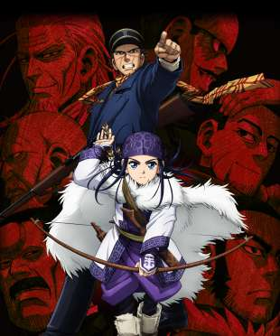 Watch Golden Kamuy Online