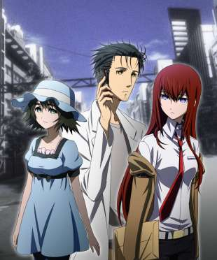 Watch Steins;Gate Online