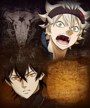 Black Clover (TV) - Black Clover (2017)