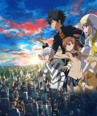 Watch A Certain Magical Index Online