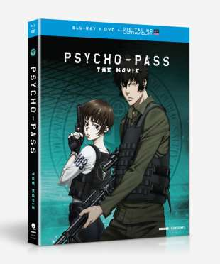 Psycho Pass Movie Ger Dub