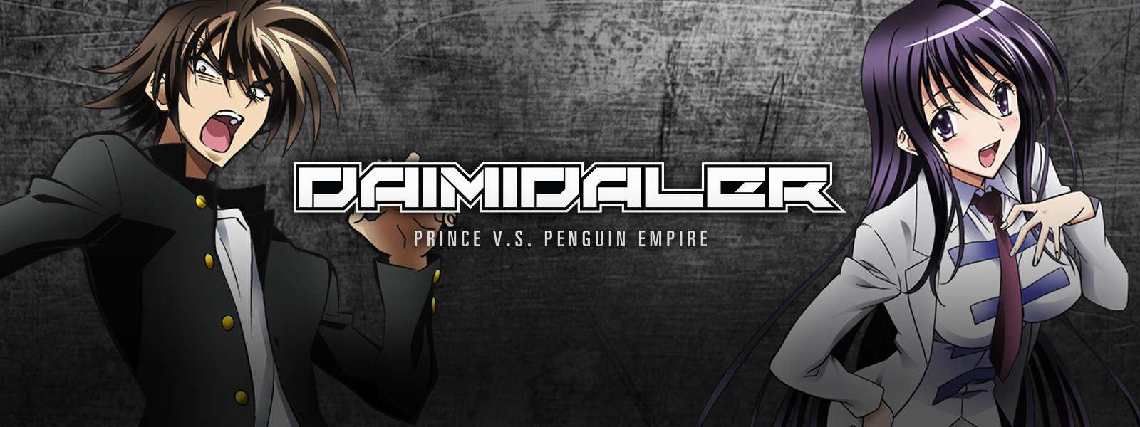 DAIMIDALER: PRINCE VS. PENGUIN EMPIRE