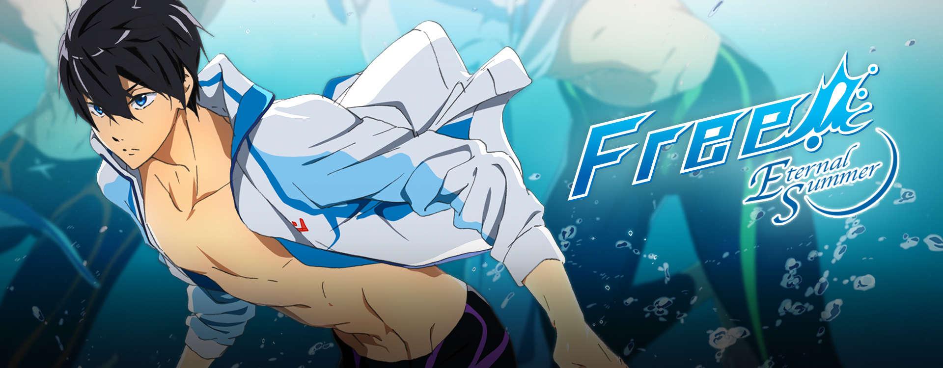 Free! - Iwatobi Swim Club - + Free! -Eternal Summer-