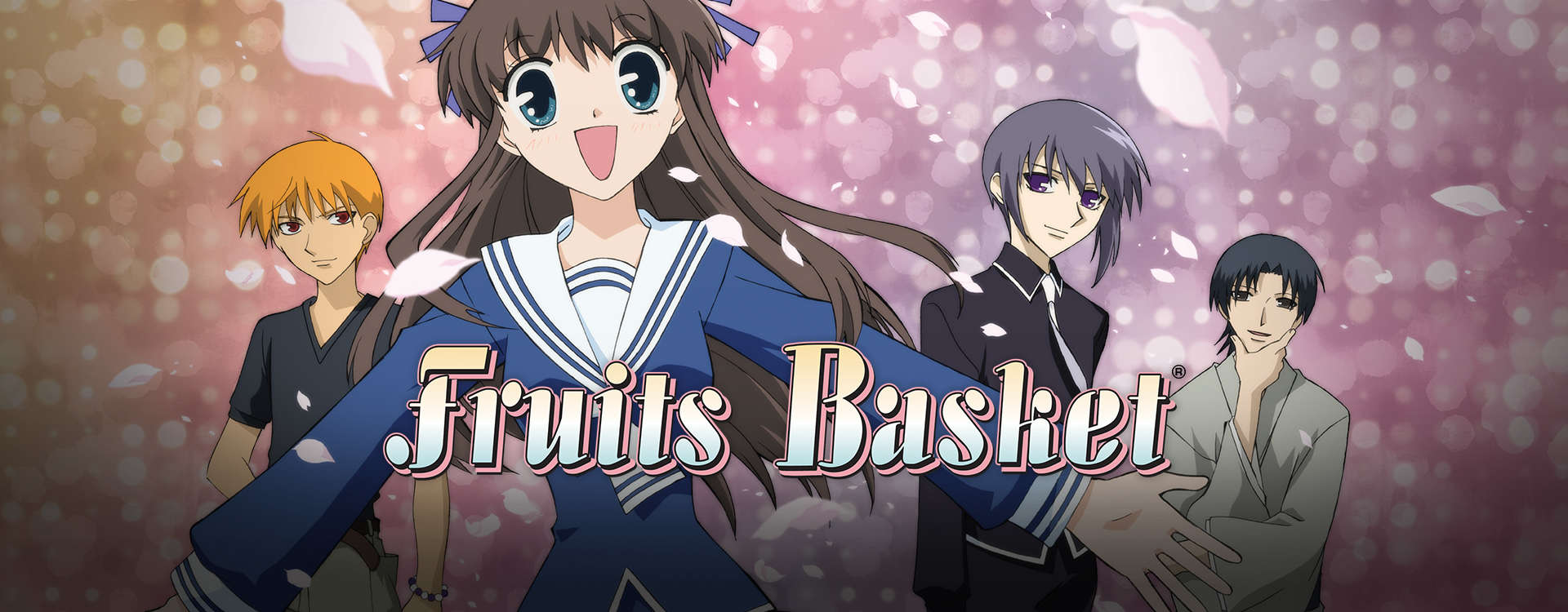 Image result for fruit basket anime