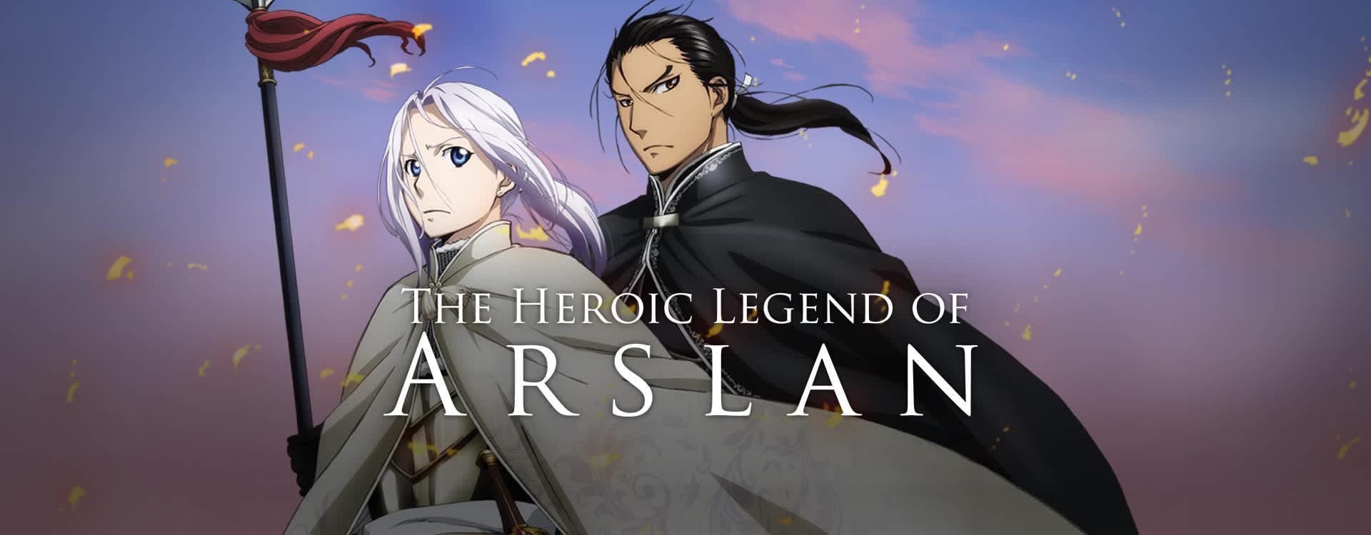 The Heroic Legend of Arslan