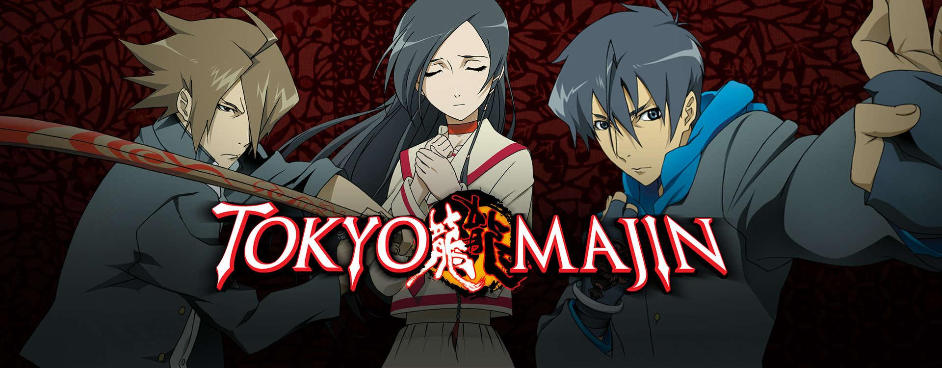 Tokyo Majin