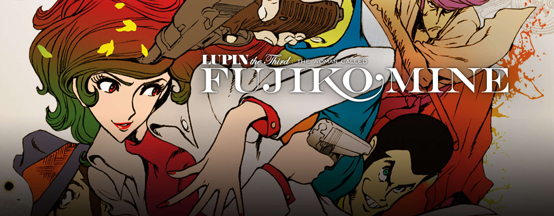 Lupin the Third - The Woman Called Fujiko Mine