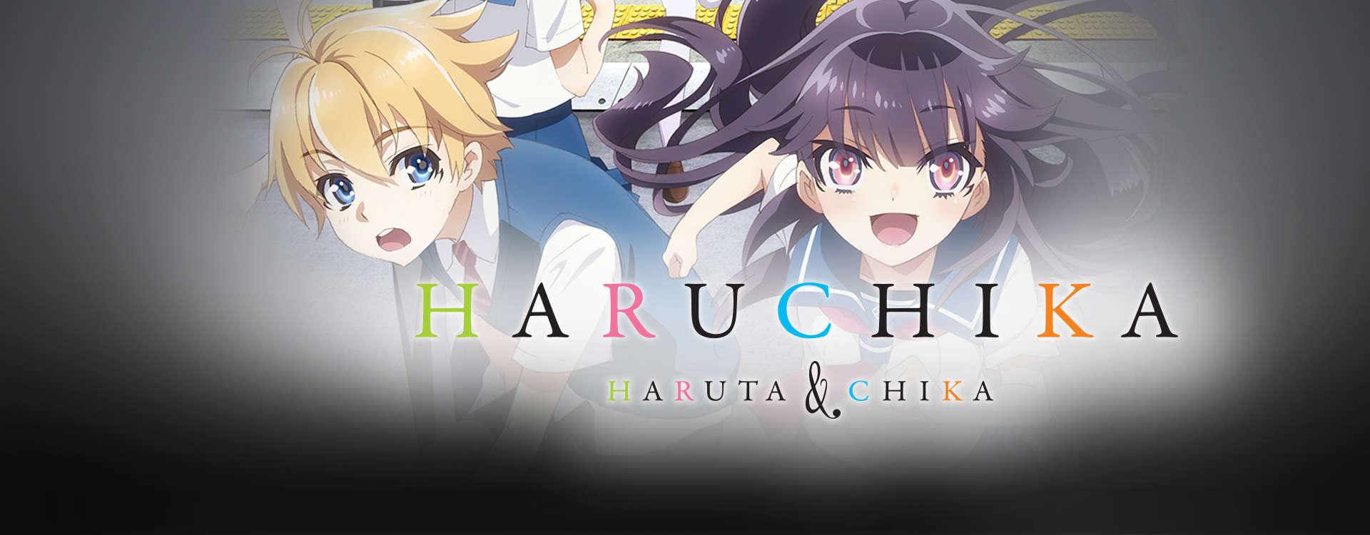 Haruchika - Haruta & Chika