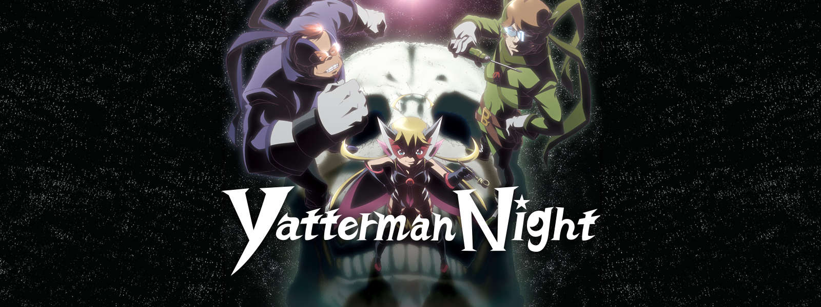 Yatterman Night