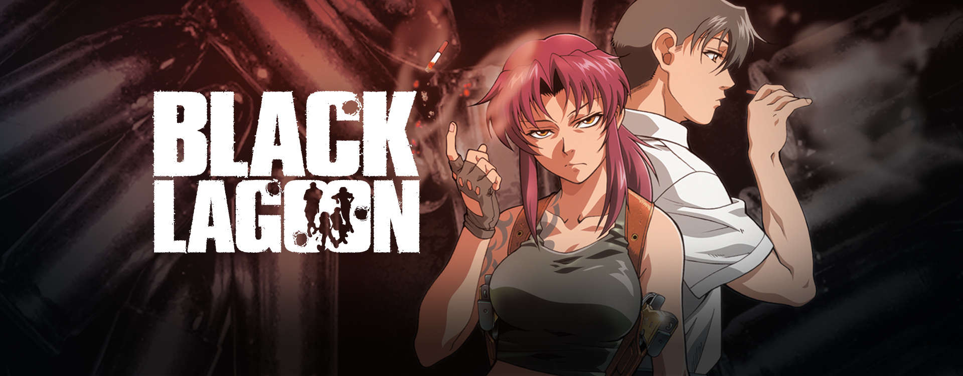 Image result for black lagoon anime