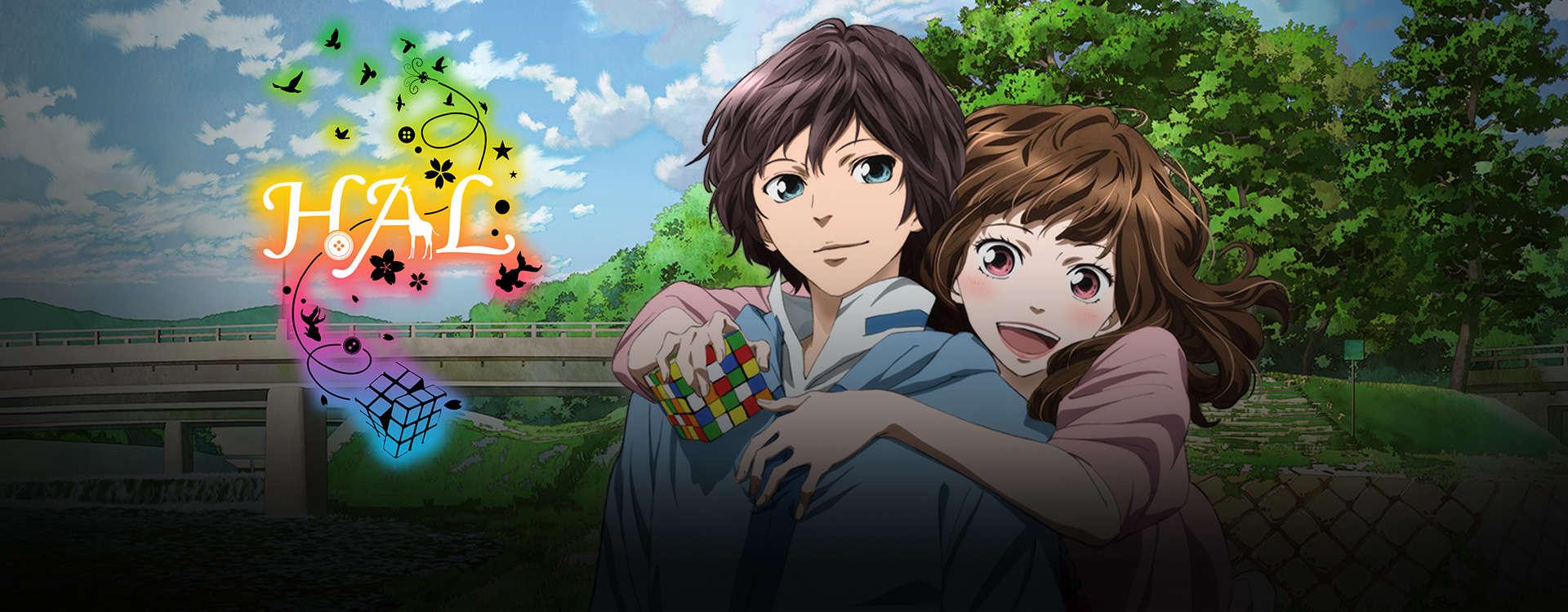 Resultado de imagem para hal anime