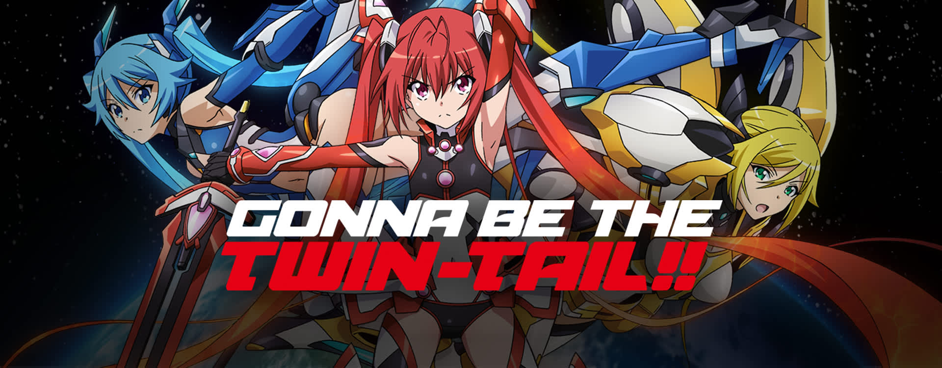 Gonna be the Twin-Tail!!