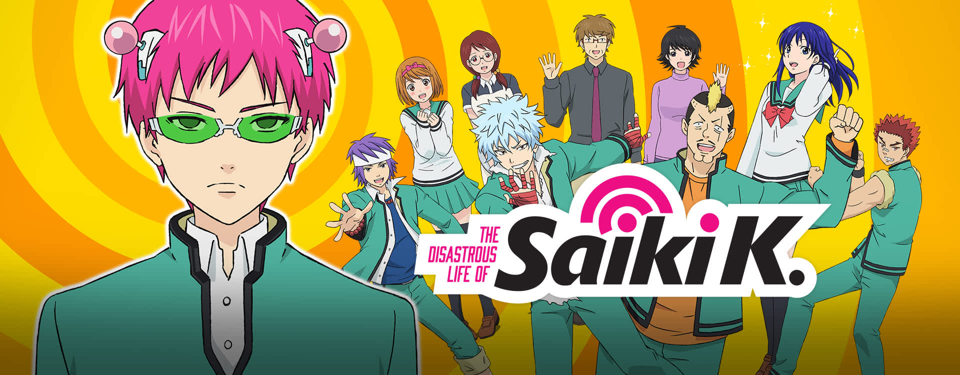 The Disastrous Life of Saiki K.