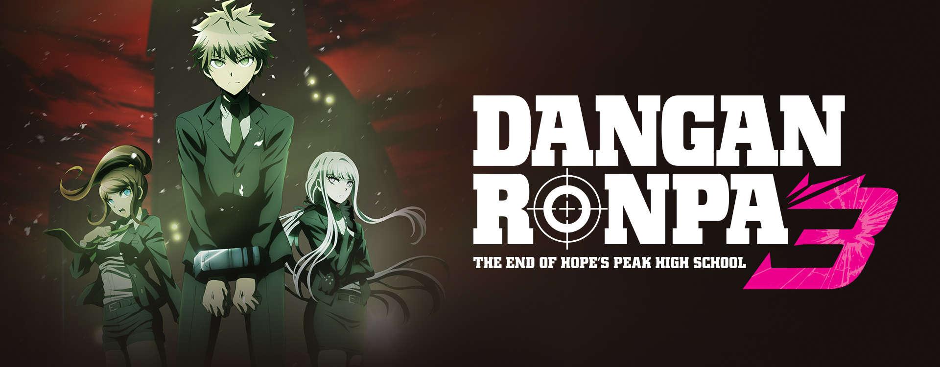 Danganronpa 3: The End of Hope's Peak High School