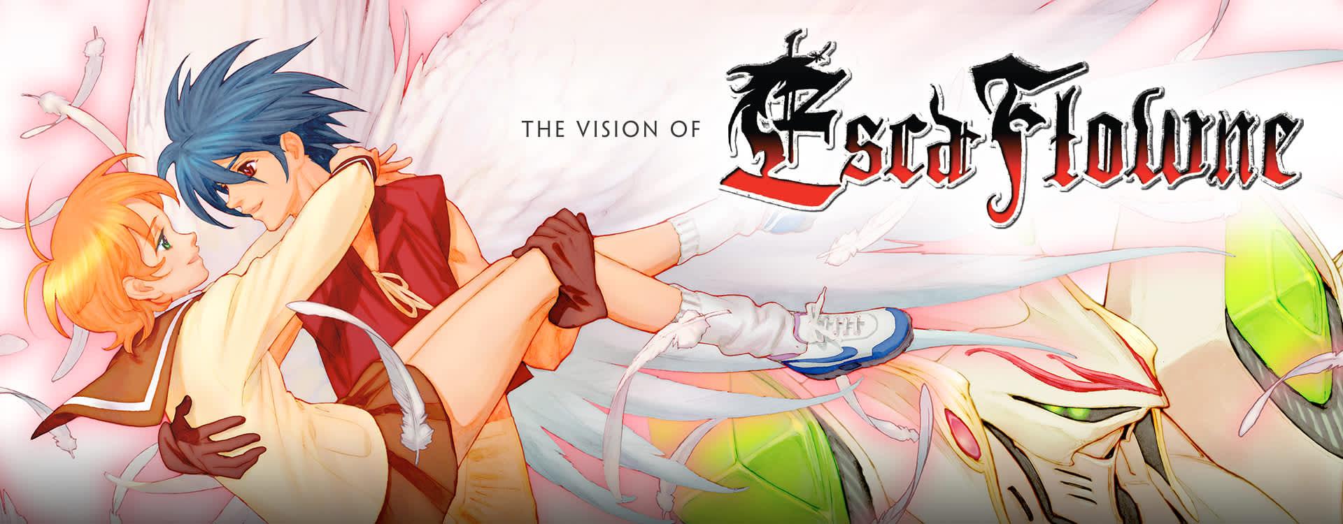 Vision Of Escaflowne Stream