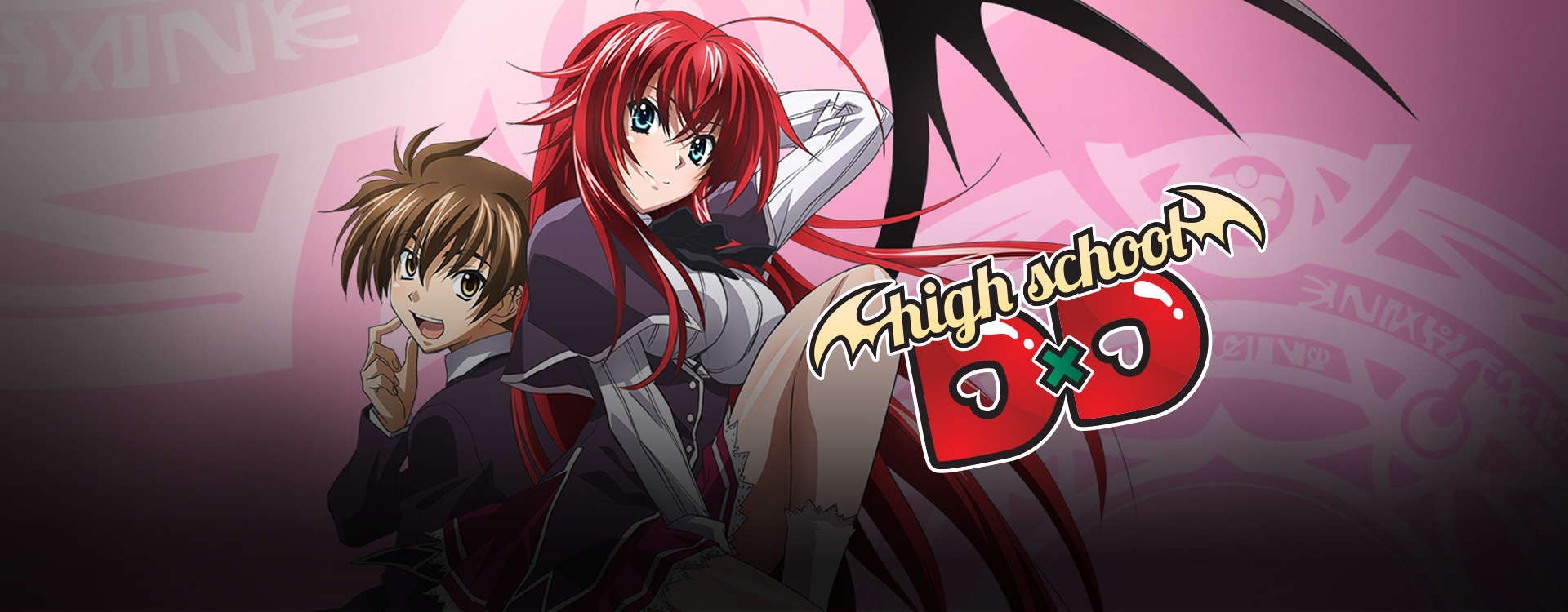 Anime Dxd