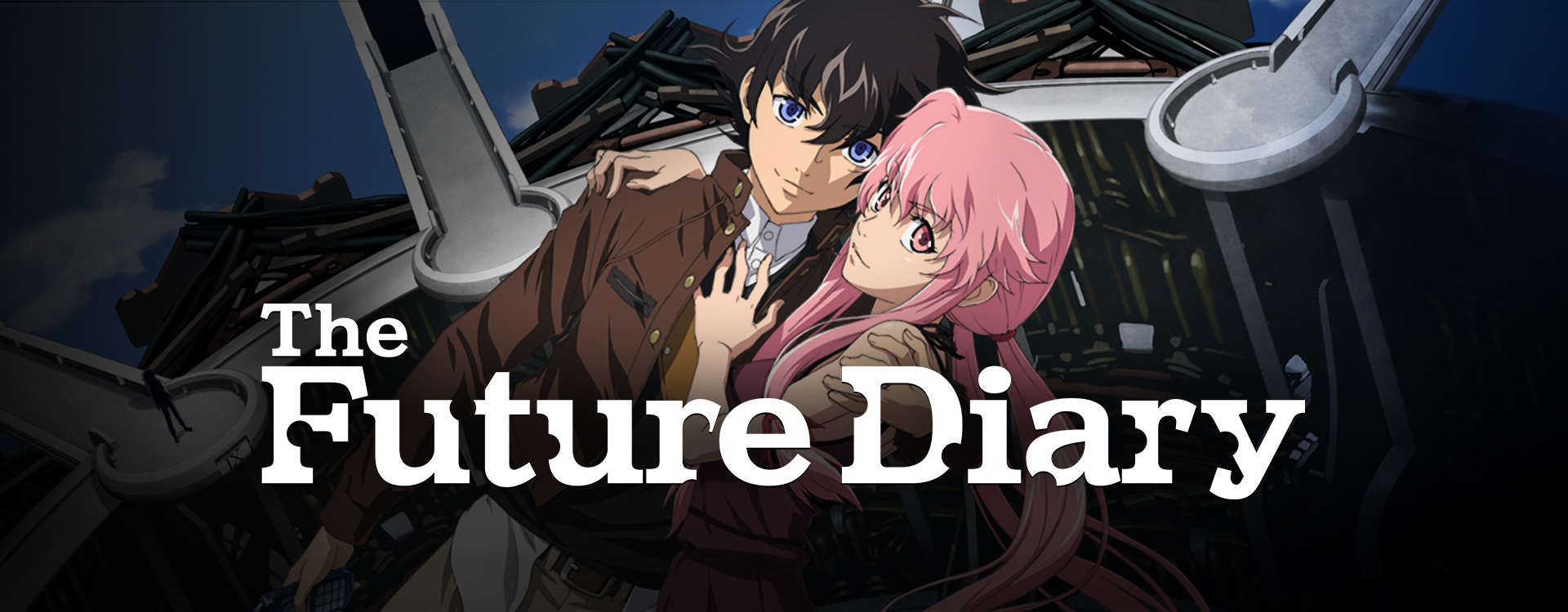 The Future Diary Episode 23 English Dub - YouTube