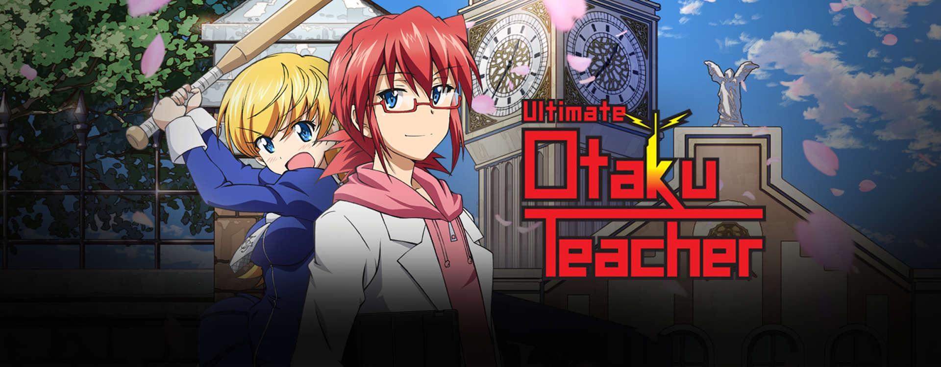 Ultimate Otaku Teacher