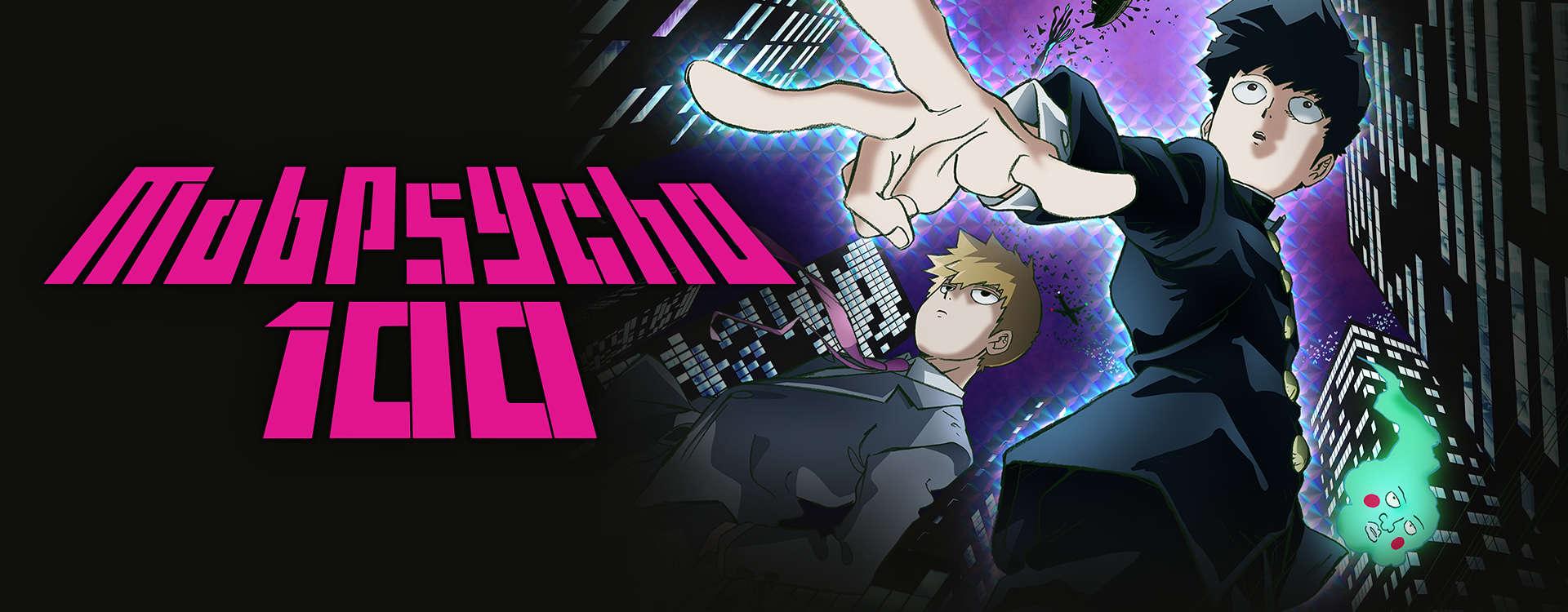 stream amp watch mob psycho 100 episodes online   sub amp dub