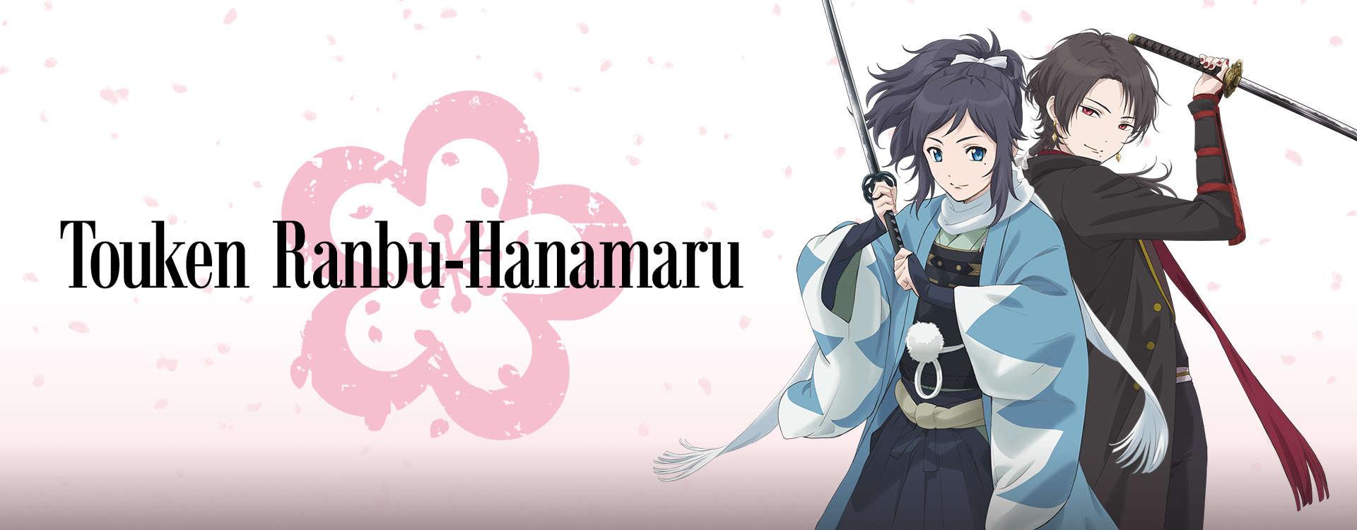 Touken Ranbu Hanamaru