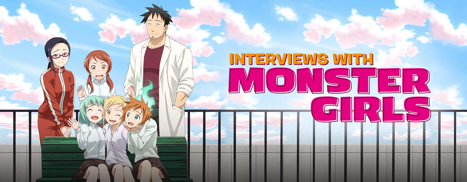 stream watch interviews monster girls episodes online sub interviews monster girls