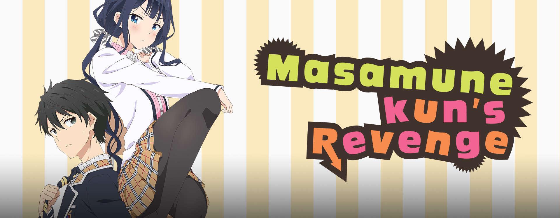 Serien Stream Masamune Kun No Revenge