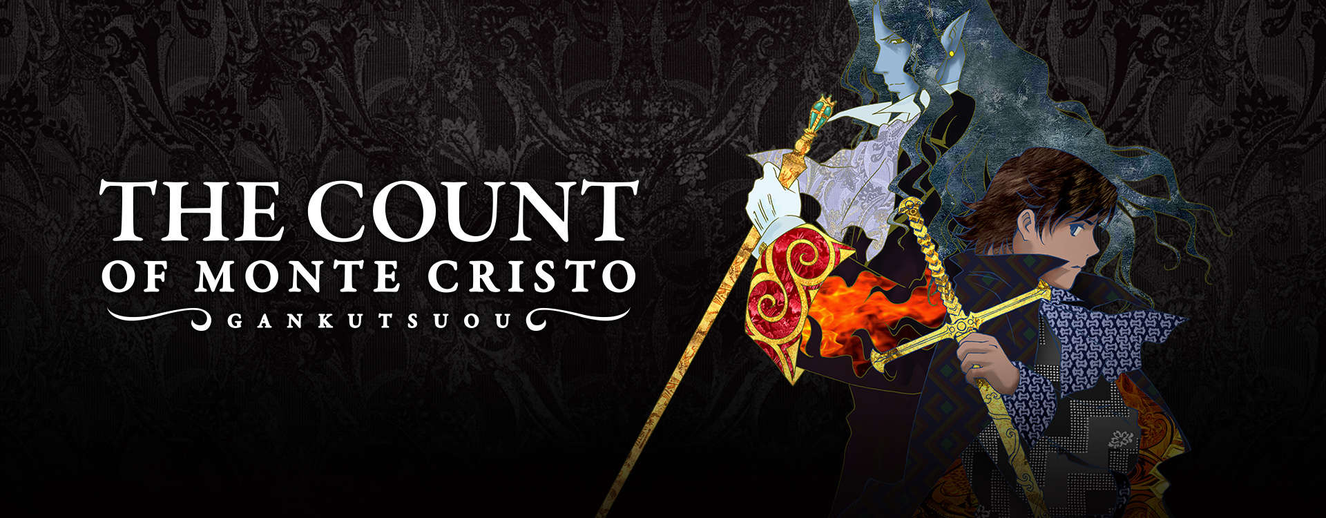 The Count of Monte Cristo: Gankutsuou