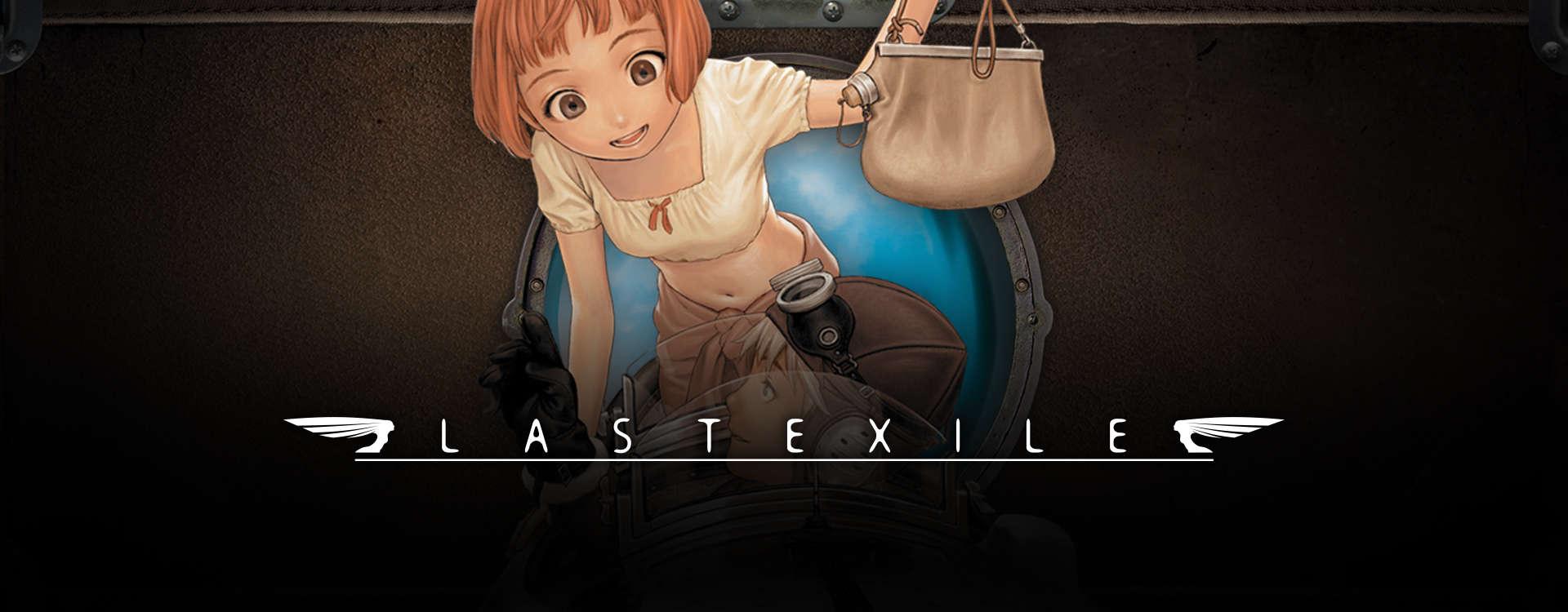 LASTEXILE -Fam, the Silver Wing