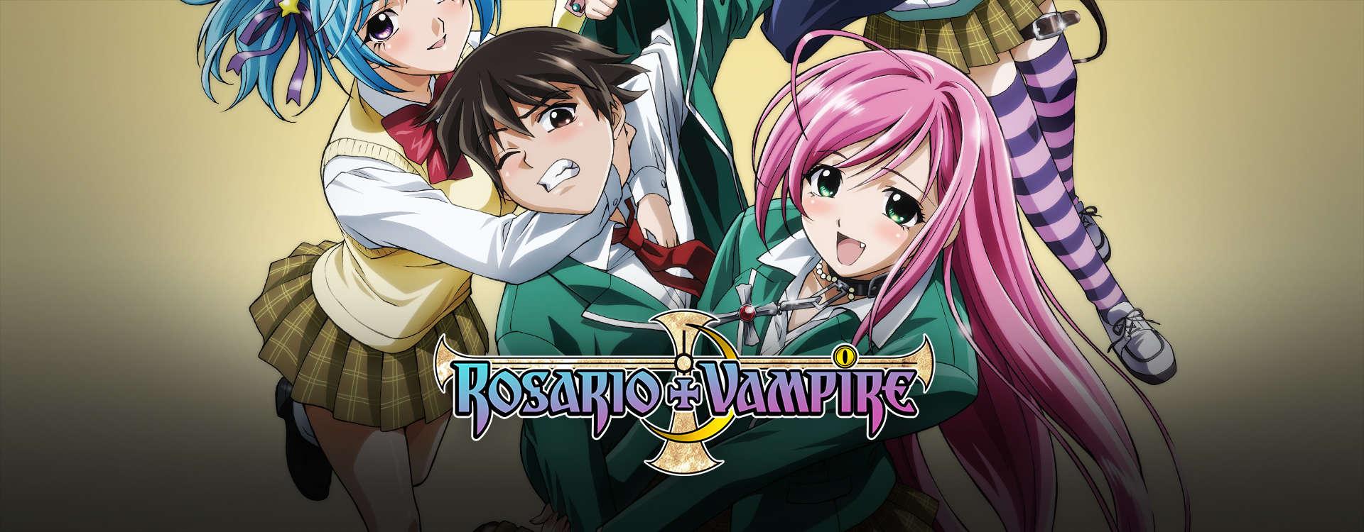 Rosario + Vampire